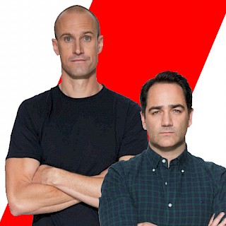 Fitzy and Wippa
